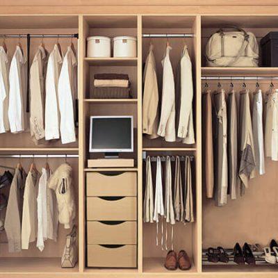 Wardrobe-organiser-Straight-hanger-rods